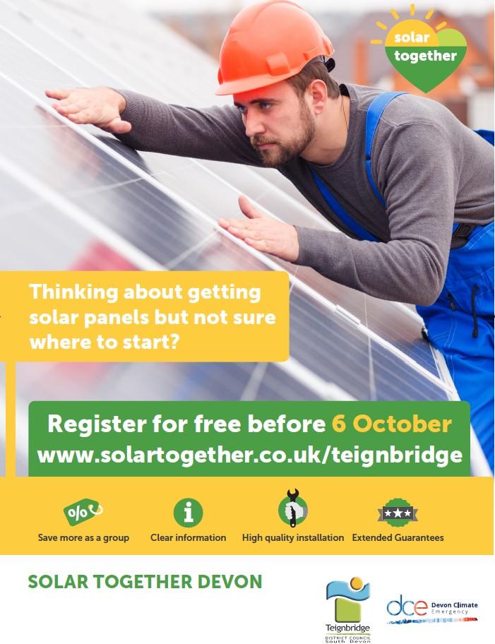 Solar Together Devon
