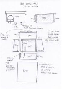 Hog Nest Box