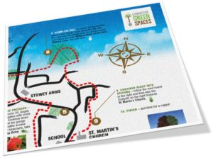 Greenspaces Leaflet Picture